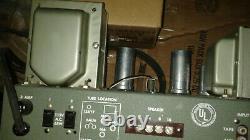 Stromberg Carlson Custom 400 tube amp with6l6 tubes working good cosmetics