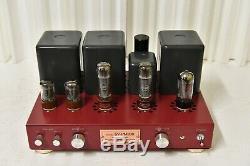 Sun Audio Sv Pm 200 Tube Amplifier
