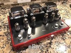 Synthesis NIMIS 15W Italian Integrated Tube Amplifier EL84 12AX7 Near Mint