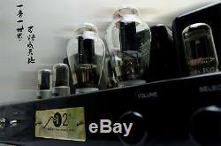 TNS M2+ 2A3 Hi End SE tube amplifier good sound