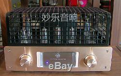 TNS S6 MK2 EL84/6P14 SE tube amplifier good sound