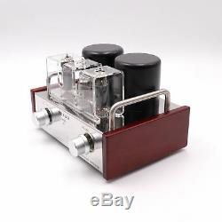 TUBE AMPLIFIER Single End Class A Stereo Valve Intergrated AMP Hi-Fi AUDIO 1set
