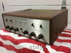 The FISHER KX-100 Stereo Integrated Tube Amplifier
