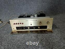 The Fisher X-101-C Stereophonic Tube Integrated Amplifier