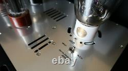 Trafomatic Experience MkII 300B integrated tube amplifier