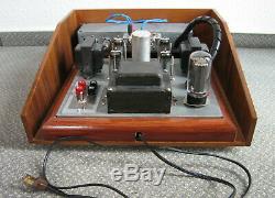VOICE of MUSIC VM-815 Stereo Tube Pre/Power Amplifier