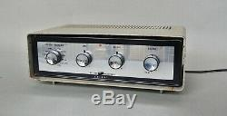 Vintage 1959 Knight/Allied Hi-Fi Pure Tube Mono Integrated Amplifier VERY NICE