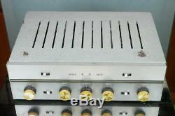 Vintage 1960's BOGEN DB212 Vacuum Tube Integrated Amplifier 6V6pp Rare