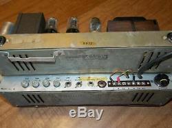Vintage 6V6 Multi Channel tube amplifier integrated amplifier PA