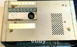 Vintage 83-YX-797 1959 Knight/Allied Hi-Fi TUBE Mono Integrated Amplifier