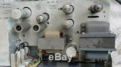Vintage Altec 344A Tube Integrated mono Amplifier Pair Amperex Mullard etc Work