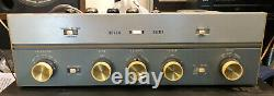 Vintage Bogan DB212 Stereo Tube Integrated Amplifier Strong And Mint