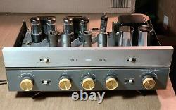 Vintage Bogen DB212 Tube Integrated Amplifier Restored Working Perfectly