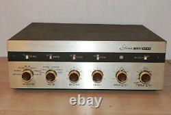 Vintage Eico ST40 STEREO Tube Integrated Amplifier