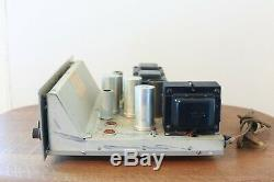 Vintage Fisher KX-200 Stereo Tube Integrated Amplifier