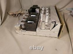 Vintage Fisher X-202-B Tube Stereo Integrated Amplifier Clean & Restored