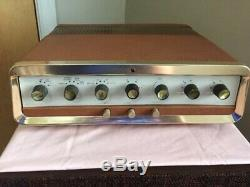 Vintage Grommes 40PG Stereo Tube Integrated Amplifier