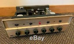 Vintage Harman Kardon A230 Tube Integrated Amplifier