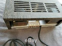 Vintage Heathkit EA-3 tube amplifier el84 push-pull
