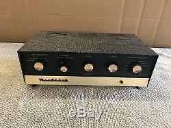 Vintage Heathkit SA-2 Tube Integrated Amplifier Serviced