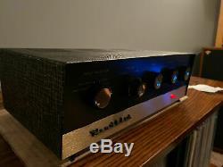 Vintage Heathkit SA-2 Tube Integrated Amplifier Used Serviced