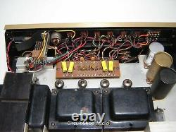Vintage Knight KN-780 Integrated Tube Amplifier / EL34 / 1M2759 KT