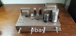 Vintage Northern Electric HF120 6CM6 Mono Vacuum Tube Integrated Amplifier