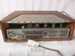 Vintage Scott LK-48-B Stereomaster Stereo Amplifier Tube Amp