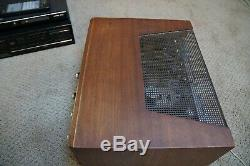 Vintage Scott Stereomaster Model 222-D Tube Stereo Integrated Amplifier