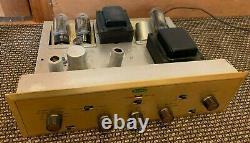 Vintage Scott Type 99D Tube Mono Integrated Amplifier