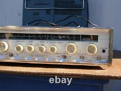 Vintage Sherwood S-7700 II Tube Integrated Amp Amplifier 80 Watt TESTED