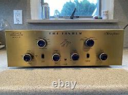 Vintage The Fisher X-101 St Tube Stereo Amplifier Great Condition