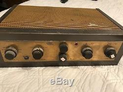 Vintage Vacuum Tube Eico Hf-81 Integrated Amplifier