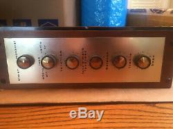 Vintage Voice of Music Tube Amplifier 6AQ5 Integrated amp