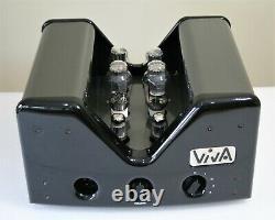 Viva 300B Integrated Tube Amplifier Fully Boxed