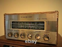Voice of Music VOM Vintage Stereo Tube Amp Receiver with Bluetooth Sounds Great
