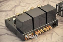X5 EL34 push-pull tube integrated amplifier Headphone amplifier 35w2
