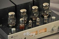 X7 KT88 Push-pull tube Integrated amplifier Phono Preamp Remote 45w2