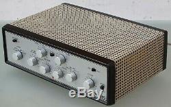 XRARE Thorens AZ-25 Integrated Tube AmplifierPhono RIAA RöhrenVerstärker