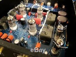 XiangSheng 728A SV Vacuum Tube Pre-Amplifier Preamp Shigeru Wada Japan circuit U