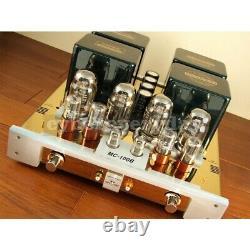 YAQIN MC-100B GB KT88 x4 Vacuum Tube Hi-end Integrated Power Amplifier110v-240v