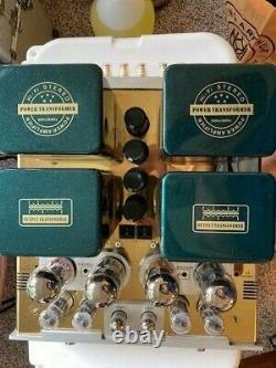 YAQIN MC-100B KT88 Vacuum Tube Hi-end Integrated Power Amplifier 110v
