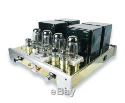 YAQIN MC-100B Vacuum Tube Integrated Amplifier MC100B Brand New