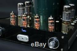 YAQIN MC-10L GD 10L EL34 Vacuum Tube Integrated Amplifier 240v from squonk. Co
