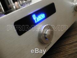 YAQIN MC-10T BK 10L EL34 Vacuum Tube Push-Pull Integrated Amplifier 110v-240v BK