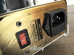 YAQIN MC-10T GD 10L EL34 x4 Vacuum Tube Push-Pull Integrated Amplifier 110v-240v