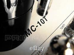 YAQIN MC-10T SV 10L EL34 Vacuum Tube Push-Pull Integrated Amplifier 110v-240v UK