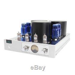 YAQIN MC-13S 40WPC 6CA7T 10L Vacuum Tube Class A Integrated Amplifier