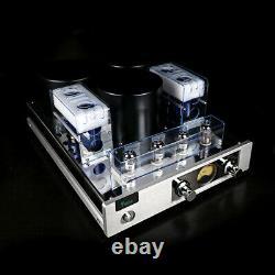YAQIN MC-13S 40WPC EL34 12AXT7 12AU7 Push-Pull Integrated Vacuum Tube Amplifier