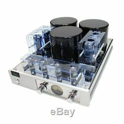 YAQIN MC-13S 6CA7T Push-Pull Vacuum Tube Integrated Amplifier 40w+40w